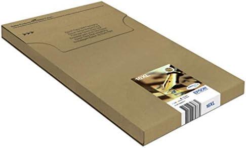 Epson Original 16xl Tinte Füller Wf 2630wf Wf 2650dwf Wf 2660dwf Wf 2750dwf Wf 2760dwf Amazon Dash Replenishment Fähig Multipack 4 Farbig Bürobedarf Schreibwaren