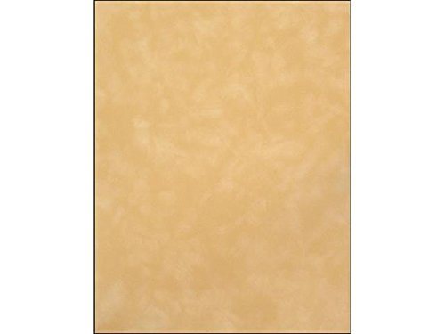 Sew Easy Industries 12-Sheet Velvet Paper, 8.5 by 11-Inch, Toast by Sew Easy Industries