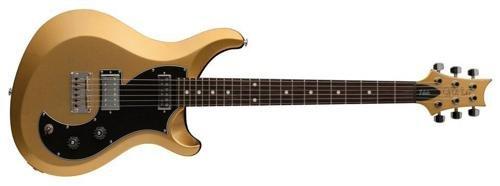 PRS V2PD05_EC S2 Vela Electric Guitar, Egyptian Gold Meta...