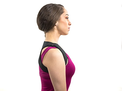 Apex Brace Posture Corrector for both Men & Women - Comfortable and Easily Adjustable Shoulder Support - Chest Support - Provides Upper Back Pain Relief – Improves Bad Posture by Apex Brace (Image #9)'