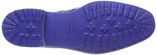 E Melvin blue Bottes amp; Hamilton Aspen Eddy Crock crock Gris Homme Classiques Grigio Bottines E 10 blue 77WrqcH