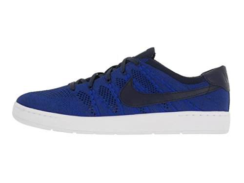 Nike Classic Ultra Flyknit Herrenmode Sneakers College Navy / College Navy-Racer Blau