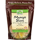 NOW Foods Mango Slices 10 Ounces (Pack of 3)