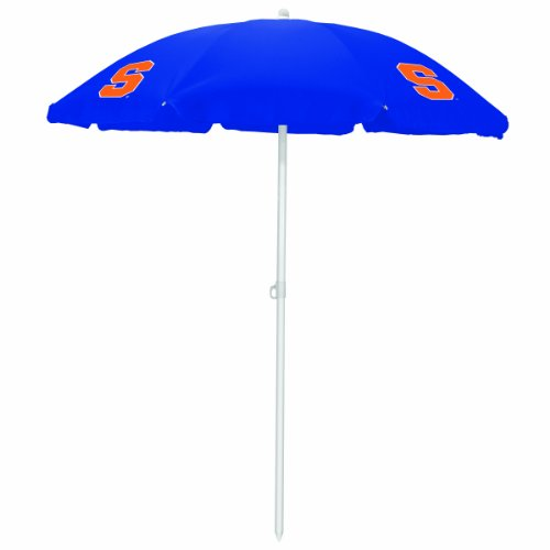 NCAA Syracuse Orange Portable Sunshade Umbrella by PICNIC TIME