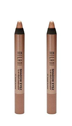 Milani Shadow Eyez Eyeshadow Pencil 11 Sand Dune - 2 Pack