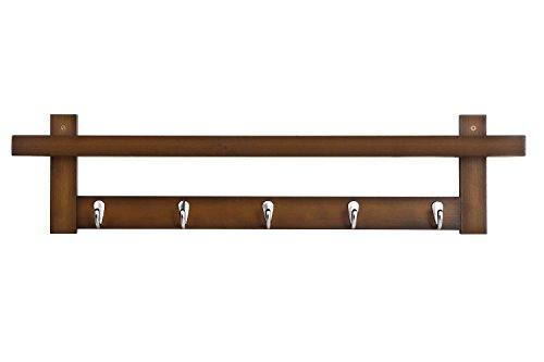 mission style coat rack - 5