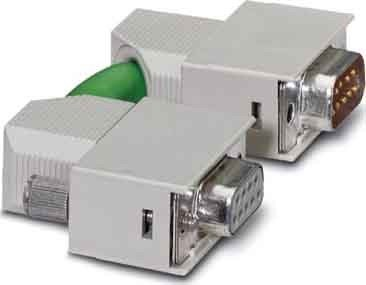 Phoenix Contact Fernbus-Kabel IBS RBC RT-KONFEK-T konfektioniert SPS-Verbindungskabel 4017918062859