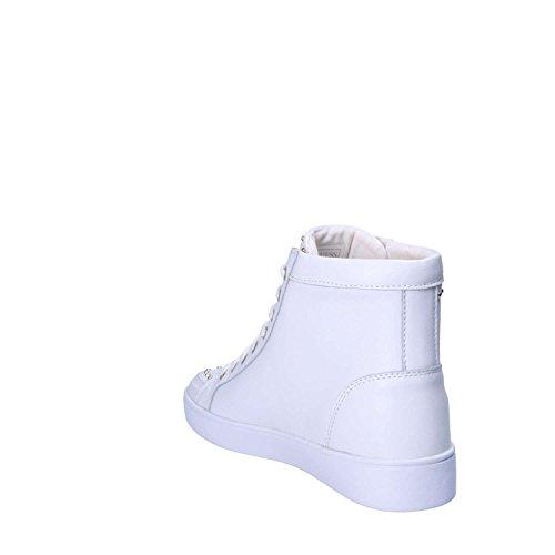 Pelle Alta Scarpe White Borchie Gerta Donna Flrta1lea12 Guess Sneaker tRXnwO4qRx