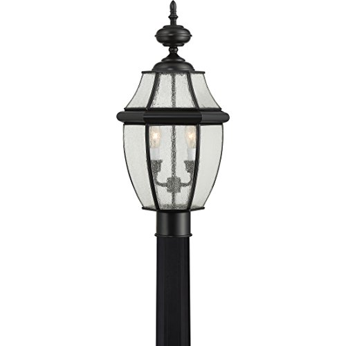 Quoizel  Downtown Pendant in Polished Chrome (Chrome Light Black 2)
