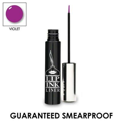 LIP-INK Eye Liner - Violet (Semi Violet Matte)