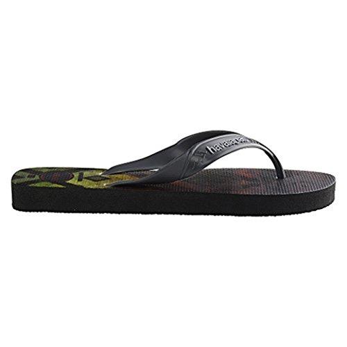 Havainas Havaianas Unisex Flip Flop Logo Brazilië Strand Sandalen - Flip Flop Havaianas Surf -1