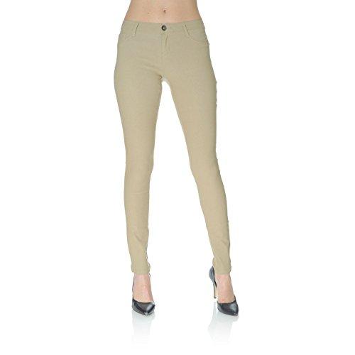 e94e4be4a43 best Elite jeans Super Soft Skinny Plus Size Pants