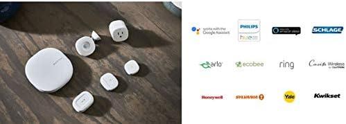Samsung GP-U999SJVLGDA 3rd Generation SmartThings Hub, White 31Rvy1B 2BafL