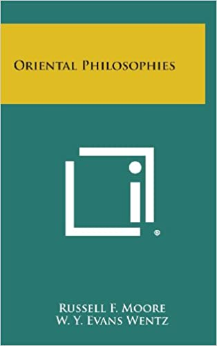 Book Oriental Philosophies