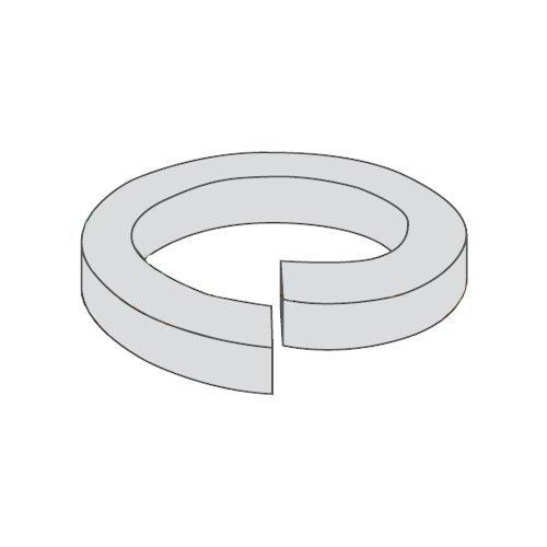 5/16'' Regular Split Lock Washers Hot Dip Galvanized (HDG) (Quantity: 500 pcs) - Inside Diameter: 5/16'' inches