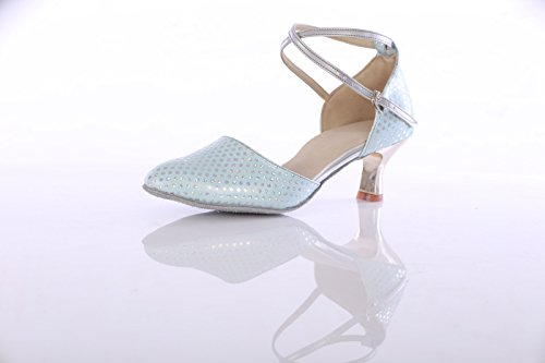 social with women's shoes height Latin square shoes shoes Baotou modern dance dance shoes dance ladies 5cm Adult dance with ShangYi qtPIYq