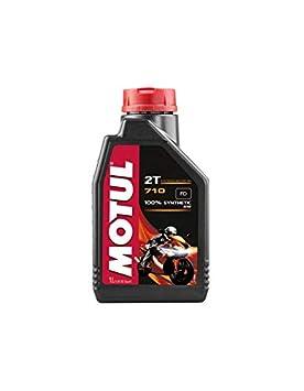 Motul - 710 2T - Mezcla de aceite 100% sintético Ester: Amazon.es: Coche y moto