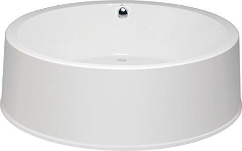 Americh OC6921PA3-WH Oceane-Platinum Series-Airbath 3 Combo Tub, White