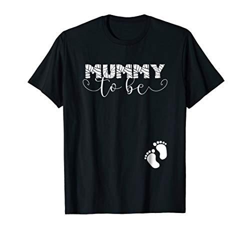Halloween Pregnancy Shirt Mummy Pregnant Mom to be ()