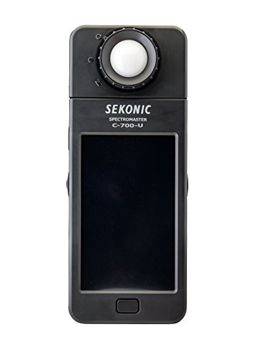 Sekonic C-700-U Spectromaster Color Meter (401-702) by Sekonic