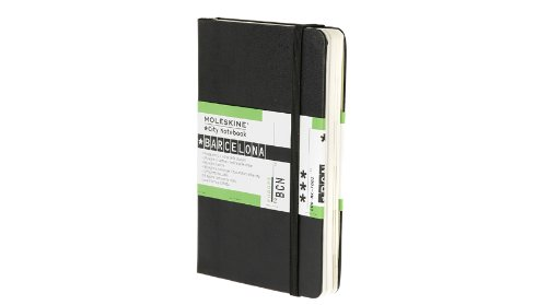 Moleskine City Notebook Barcelona