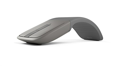 Microsoft Arc Touch Bluetooth Mouse (Arc Touch Surface Edition Bluetooth Mouse Black)