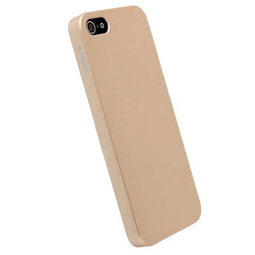 Krusell COQIPHONE5CHAMP Coque arrière pour iPhone 5 Beige