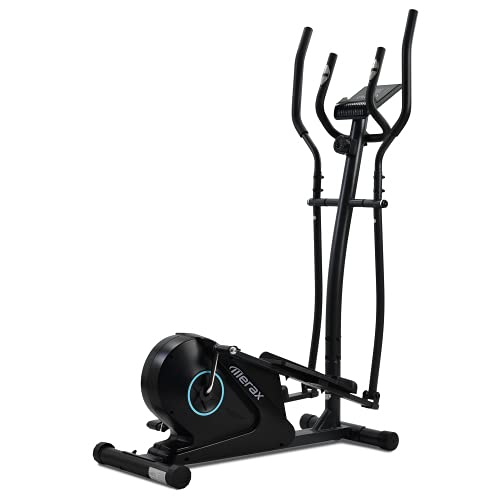 Qewrt Crosstrainer cross trainer magnetische cross trainer ellipstrainer met LCD-display en apparaatstandaard Bike…