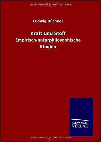 Book Kraft und Stoff (German Edition)