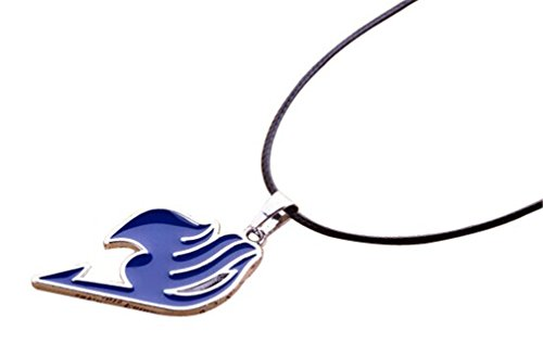 Top 10 best fairy tail necklace blue for 2019