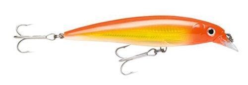 Rapala X-Rap Saltwater Fishing lure, 5.5-Inch, Hot Head