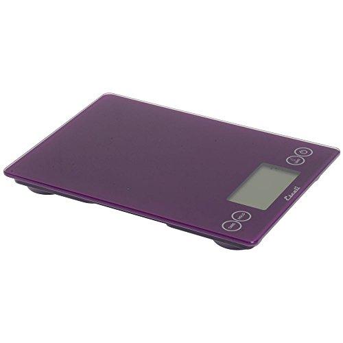 San Jamar SCDG15PRR Escali Purple Digital Scale