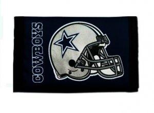 Dallas Cowboys Nylon Wallet