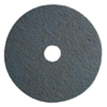 3M Ultra High-Speed Floor Burnishing Pads 3100, 24-Inch, Aqua - 5 pads per case.