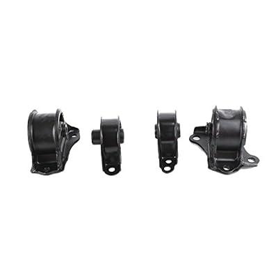 DNJ MMK1012 Complete Engine Motor & Transmission Mount kit for 2004-2009 / Nissan/Altima, Maxima, Quest / 3.5L / Auto Trans/without Sensor: Automotive