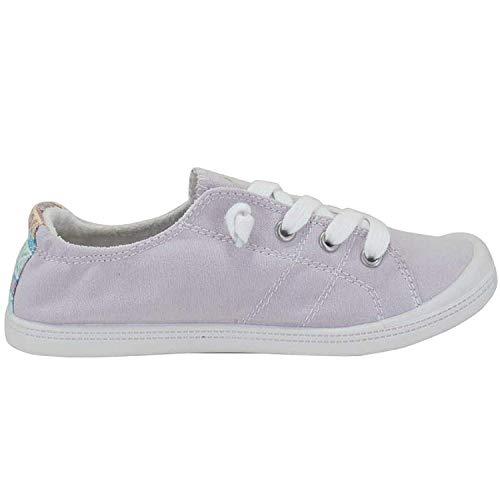 Jellypop Dallas Womens Slip On Sneakers Lilac 10 Purple -