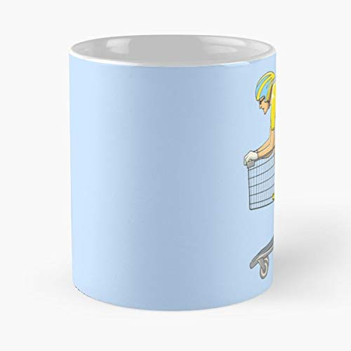 Great Office Gift Mugs, Birthday, Leaving, Bold, Cup, 11 Oz ()