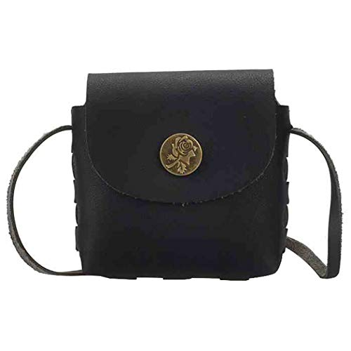 Sac Vintage Enfant Casual Black Bandoulière À monnaie Pour Porte Coafit Cartoon w8TvqR0IT