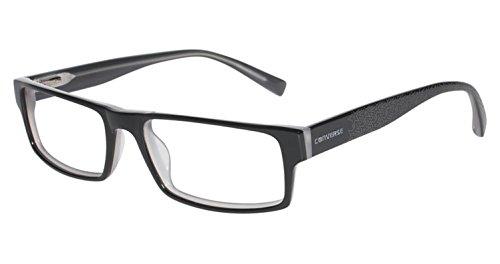 Converse Eyeglasses Newsprint Black Optical Frame