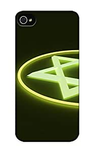 Exultantor New Arrival Iphone 5/5s Case Abstract Hexagram Case Cover/ Perfect Design