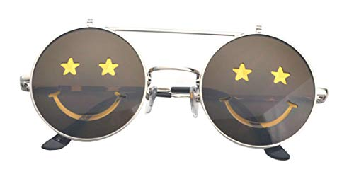 de de de anti HD mode Lunettes soleil Femmes soleil ultraviolet Lunettes JYR Ronde Jaune Polaroid Lunettes soleil qI46Iw