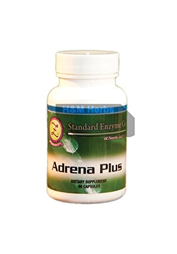 Standard Enzyme Adrena Plus 120 Capsules by Standard Enzyme Co. (Image #1)