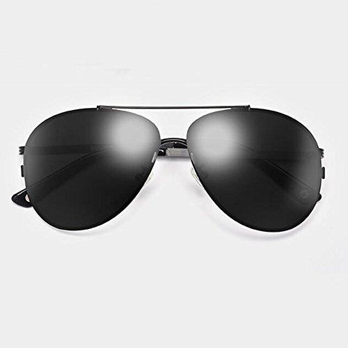 HD Movimiento Marco Aire masculinas Sol Al Explosiones Hombres Sin Prueba Manejar Gafas Libre De ZX Polarizada De 1 Luz de gafas sol A ZX Color Gafas 1 TqnwUBfW