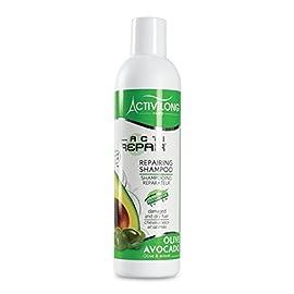 Activilong Actirepair Shampooing Réparateur aux Huiles d'Olive et Avocat 250 ml