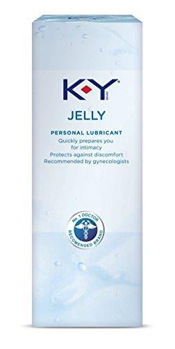 K-Y Jelly Personal Lubricant, 2 oz.