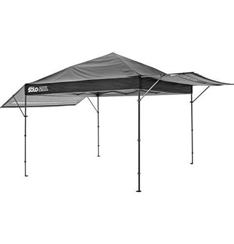 Quik Shade. 10' x 17' S170 Pavilion Solo Steel Canopy