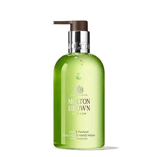 Molton Brown Lime & Patchouli Fine Liquid Hand Wash, 10 Fl Oz