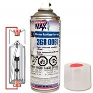 Spray max 1 CASE OF (6) CANS USC SPRAYMAX 2K AEROSOL CLEAR COAT (Clear Aerosol Coat)