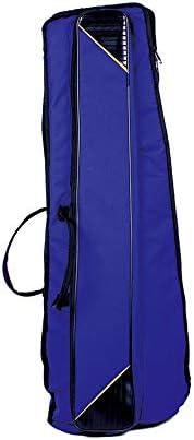Durable Oxford Tela Tenor Trombone Gig Bag Bolsa de transporte Bolsa de instrumentos musicales Estuche para accesorios - Azul cielo: Amazon.es: Instrumentos musicales