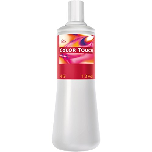 Wella Emulsión Color Touch Plus 4% - 1000 ml 4015600028411